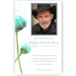 Sympathy Cards: Timeless Memory with Photo