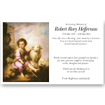 Sympathy Cards: Christ the Good Shepherd